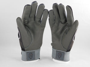 "Youth C1COOP ""YOU LOOKED"" Batting gloves Black/Grey"