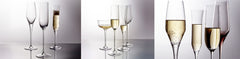 Extraordinary Champagne Glasses