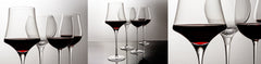 Crystal Stemware for Red Wine