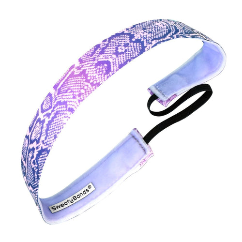Animal | Venomous | Purple, Pink | 1 Inch Sweaty Bands