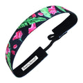 Bikini Season | Black, Multi | 1 Inch Sweaty Bands Non Slip Headband