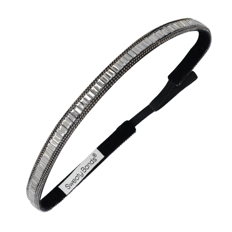Bling It Born to Shine Sweaty Bands Non Slip Headband