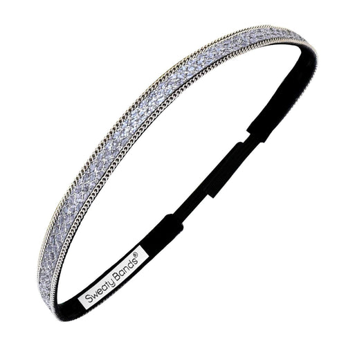 Bling It | Brilliant Moves | Gunmetal | 3/8 Inch Sweaty Bands