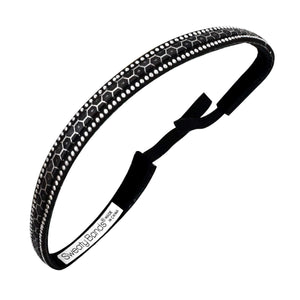 Bling It   Hex On You   Black   3/8 Inch