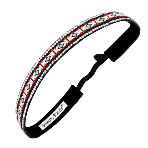 Bling It | Totally Tribal | Multi | 5/8 Inch Sweaty Bands