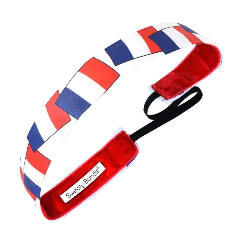 Country Pride France Flag Sweaty Bands