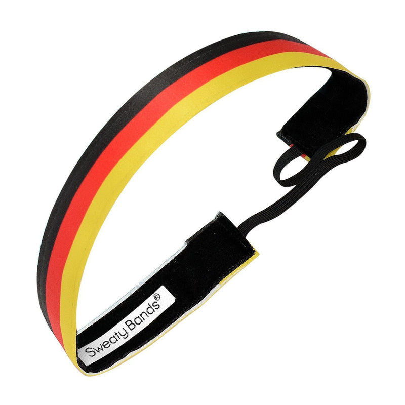 Country Pride Germany Sweaty Bands Non Slip Headband