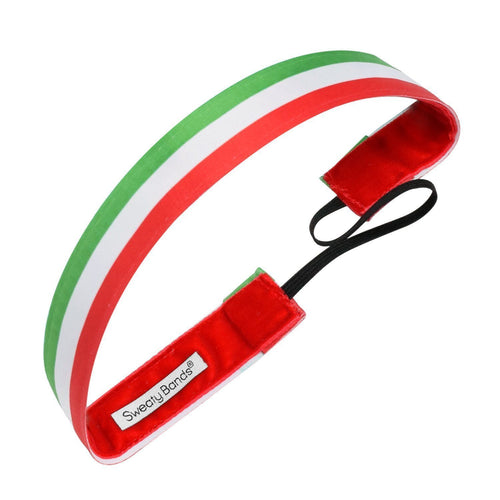 Country Pride Italy Sweaty Bands Non Slip Headband