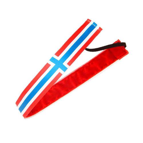 Country Pride Norway Sweaty Bands Non Slip Headband