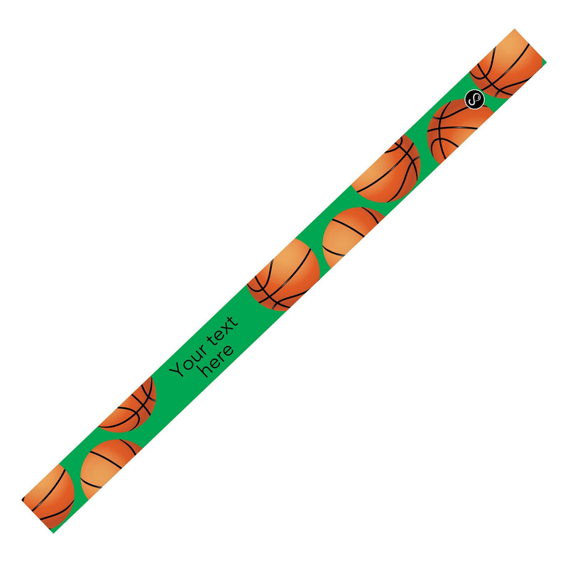 Custom Basketball Green Sweaty Bands Non Slip Headband