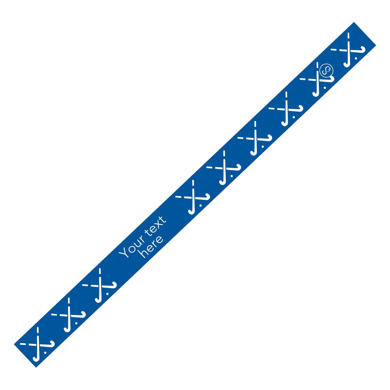 Custom Field Hockey Royal Sweaty Bands Non Slip Headband