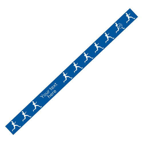 Custom Running Royal Sweaty Bands Non Slip Headband