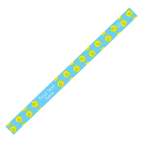 Custom Tennis Light Blue Sweaty Bands Non Slip Headband