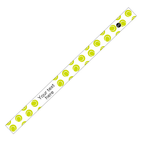 Custom Tennis White Sweaty Bands Non Slip Headband