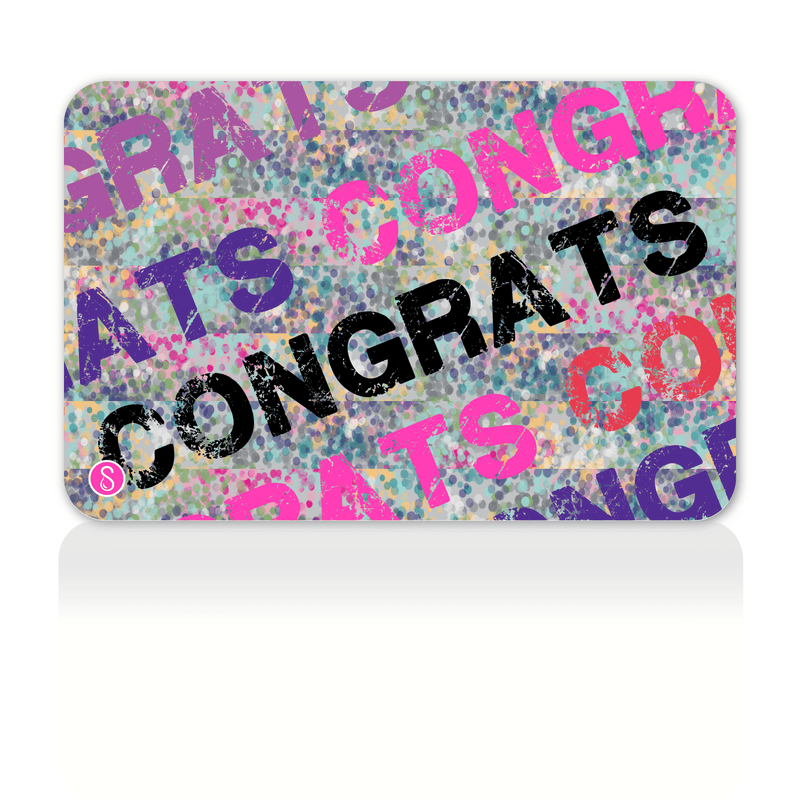 eGift Card | Congratulations! Sweaty Bands