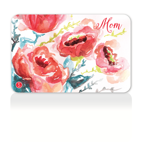 eGift Card | For Mom | Red Roses Sweaty Bands