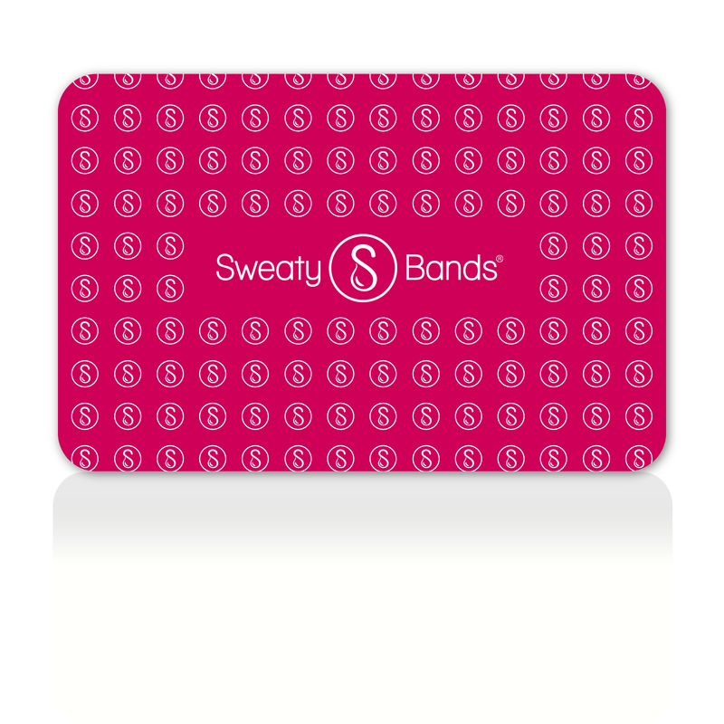 eGift Card | Sweaty Bands | Pink Sweaty Bands
