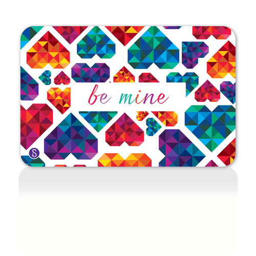 eGift Card | Valentine's Day Hearts | Be Mine Sweaty Bands