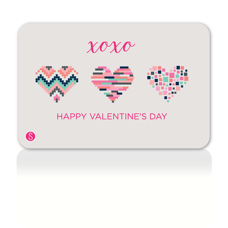 eGift Card | Valentine's Day | Pink Sweaty Bands