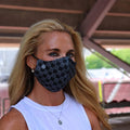 Face Mask | First | Luna Sweaty Bands Non Slip Headband