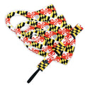 Gift Pack | Face Mask and Sweaty Band | Maryland Flag Sweaty Bands Non Slip Headband