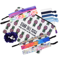 Gift Pack | OMG for My BFF | Multi Sweaty Bands Non Slip Headband