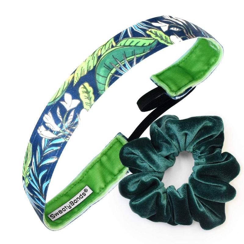 Gift Pack | Palm Reader Green | Scrunchie Emerald Sweaty Bands