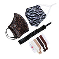 Gift Pack | Queen of the Jungle Sweaty Bands Non Slip Headband