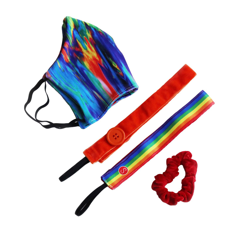 Gift Pack | Show Your Pride Sweaty Bands Non Slip Headband