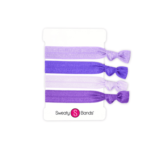 Hair Ties Purple Haze Sweaty Bands Non Slip Headband