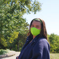 Halloween | On The Prowl | Lime, Multi | 1 Inch Sweaty Bands Non Slip Headband