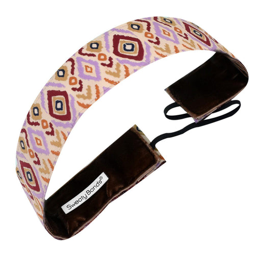 iKat You Looking Thick Tan Sweaty Bands Non Slip Headband