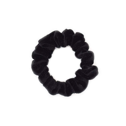 Mini Scrunchie | Black Sweaty Bands Non Slip Headband