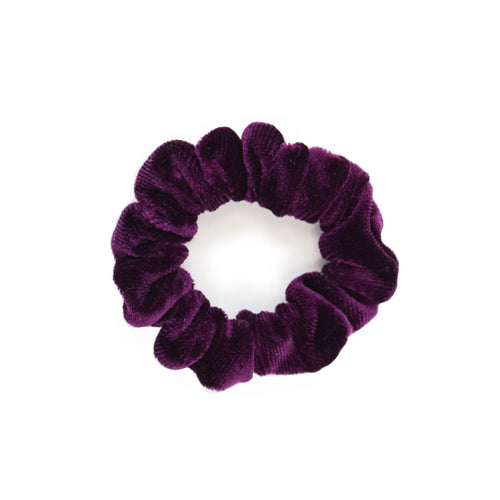 Mini Scrunchie | Plum Sweaty Bands Non Slip Headband