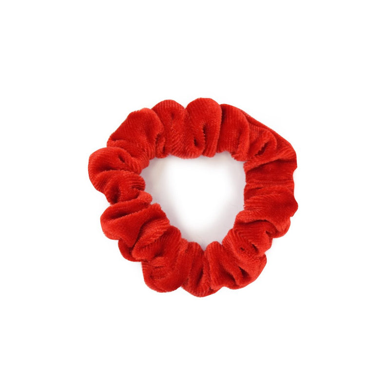 Mini Scrunchie | Red Sweaty Bands Non Slip Headband