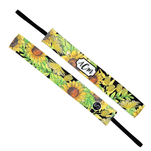 Monogram Hello Sunshine Sweaty Bands Non Slip Headband