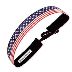 Old Glory | Red, White, Blue | 1 Inch
