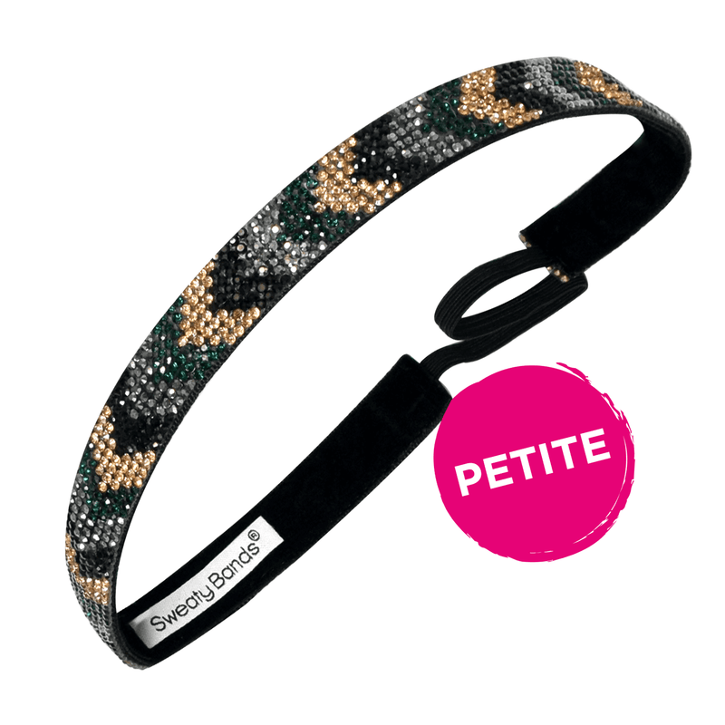 Petite Bling It Blingin It Sweaty Bands Non Slip Headband
