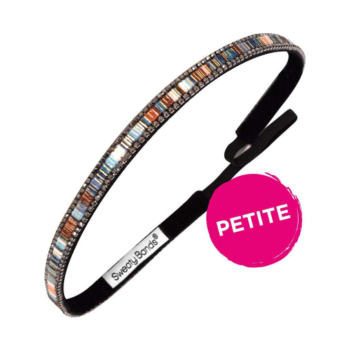 Petite Bling It Classy and Sassy Sweaty Bands Non Slip Headband