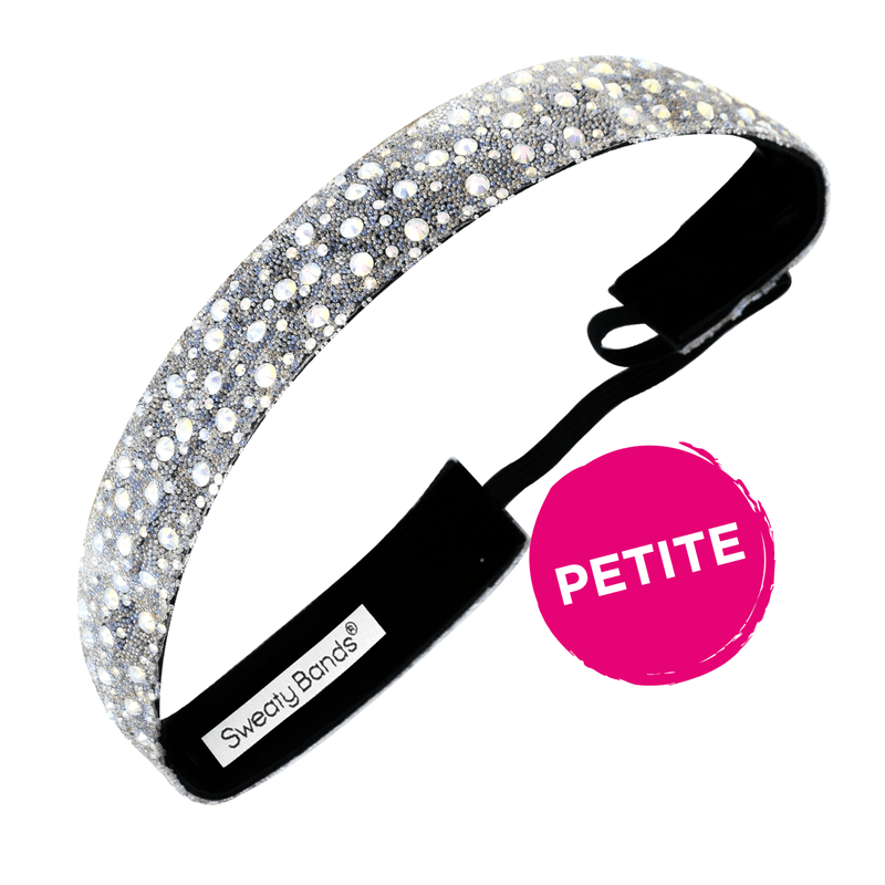 Petite | Bling It | Date Night | Iridescent | 7/8 Inch Sweaty Bands