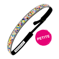 Petite | Bling It | Glitzy Goddess | Multi | 5/8 Inch Sweaty Bands