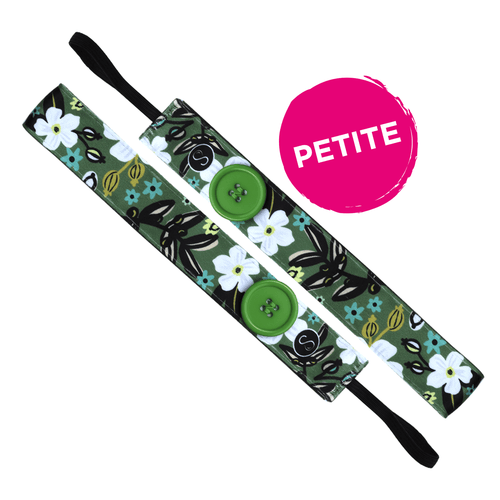 Petite | Buttons | Bloominous Sweaty Bands Non Slip Headband