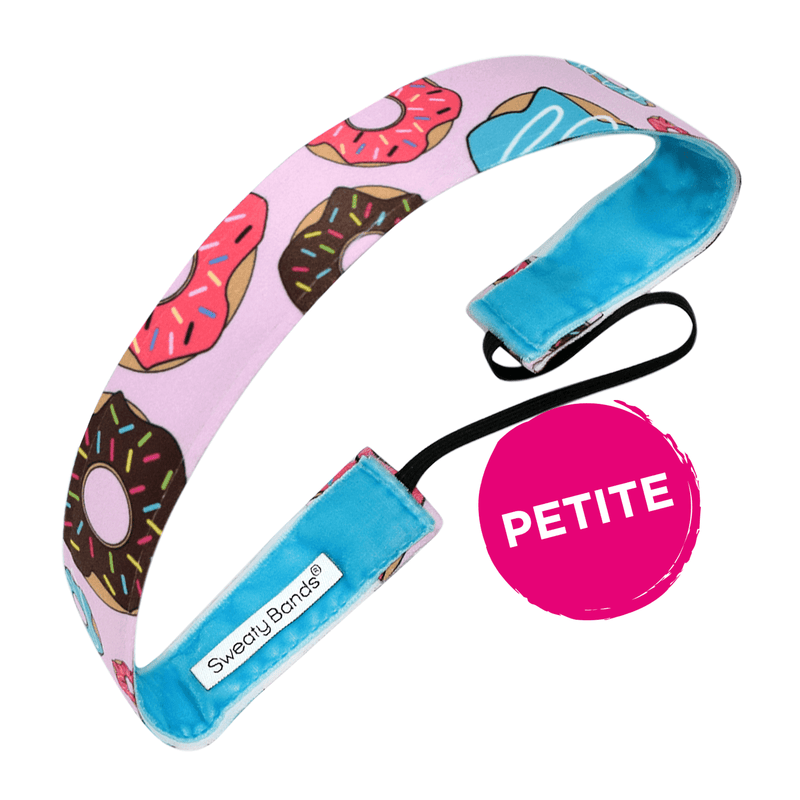 Petite Donut Day Multi Sweaty Bands Non Slip Headband