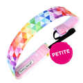 Petite Love Triangle Multi Sweaty Bands Non Slip Headband