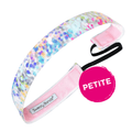 Petite Truth Pink Sweaty Bands Non Slip Headband