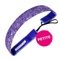 Petite | Viva Diva | Purple | 1 Inch Sweaty Bands