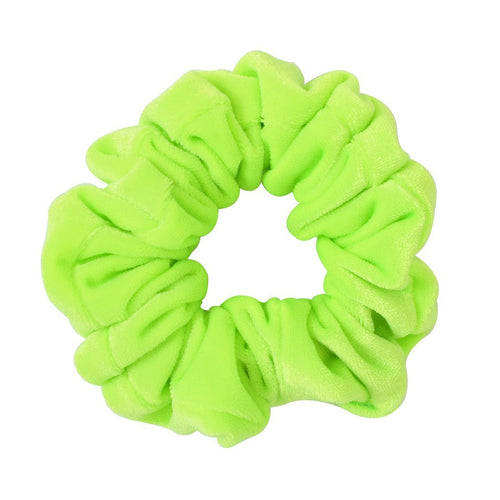 Scrunchie | Neon Green Sweaty Bands