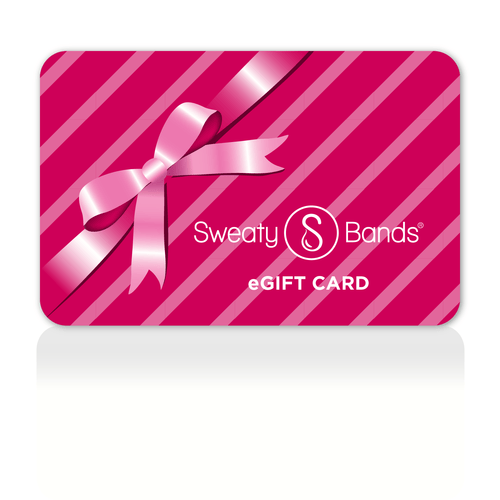 Sweaty Bands Gift Card Sweaty Bands Non Slip Headband