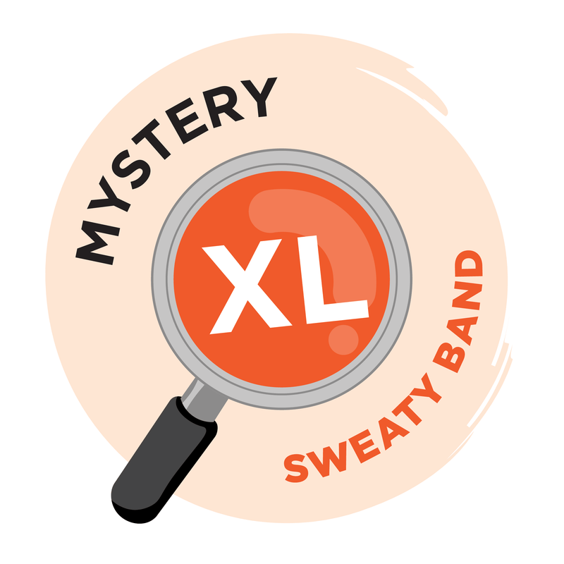 Sweaty Bands | Mystery | XL Sweaty Bands