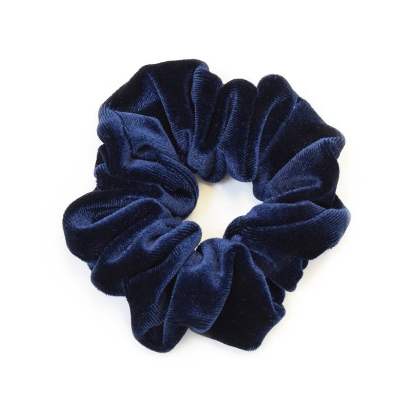 Sweaty Bands Scrunchie Navy Blue Sweaty Bands Non Slip Headband